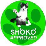 shoko approved litter champ cat litter